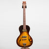 B&G Guitars Little Sister Crossroads Non Cutaway Electric Guitar, Tobacco Burst #212