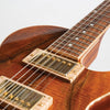 B&G Step Sister Private Build Electric Guitar #063, Koa, Humbuckers, Cutaway - Pre Owned