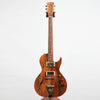 B&G Step Sister Private Build Electric Guitar #063, Koa, Humbuckers, Cutaway