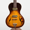 B&G Guitars Little Sister Crossroads Non Cutaway Electric Guitar, Tobacco Burst #210