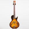 B&G Guitars Little Sister Crossroads Cutaway Electric Guitar, Tobacco Burst #322