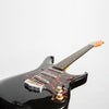 Scott Walker Electro Electric Guitar, High Gloss Black