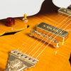 B&G Guitars Little Sister Crossroads Cutaway Electric Guitar #118 Tobacco Burst - Left Handed