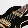 B&G Guitars Little Sister Private Build Black Widow Electric Guitar #855, P90s, Cutaway