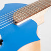Rick Turner Model T Electric Guitar, Blue