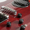 Rick Turner Model 1 Special C Electric Guitar, Burgundy Gloss