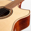 Andrew White Freja 1003 Acoustic Guitar, Natural