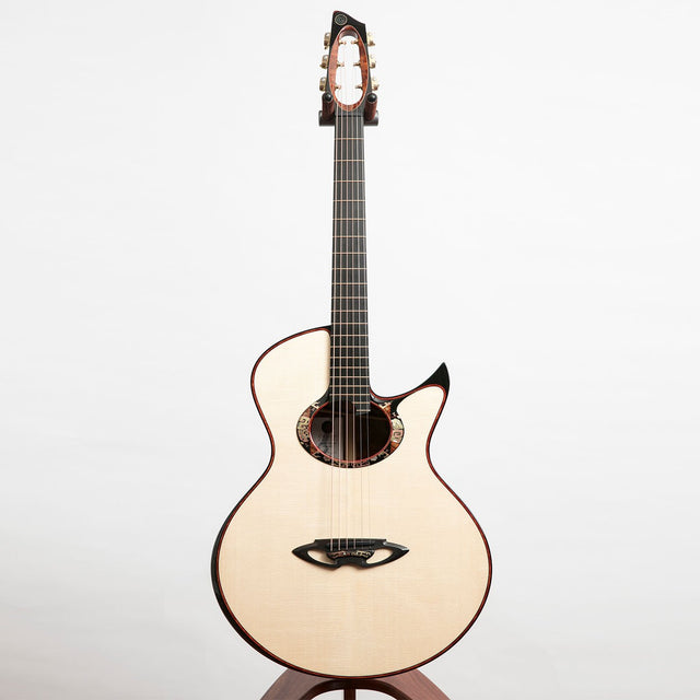 Casimi C3 Signature Acoustic Guitar - Moon Spruce & 'The Tree' Mahogany - Incoming 2021