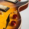 B&G Guitars Little Sister Crossroads Cutaway Electric Guitar, Tobacco Burst, Humbuckers #146