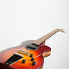 Rick Turner Model 1 LBU Lindsey Buckingham Fancy Maple Top Sunburst Electric Guitar