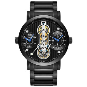 Multifunctional Auto Mechanical Men Watch
