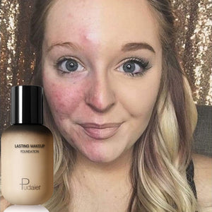 Liquid Concealer Foundation Oil Control Face Body Full Coverage Acne Spots Tattoos Scars Skin Tone Corrector Makeup Cream