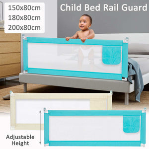Baby Bed Fence Safe Gate Guard