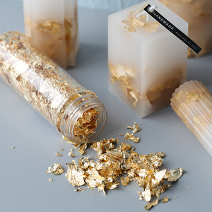 Candle, Soap Making Gold Foil Handmade Material