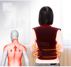 Self-heating Magnetic Therapy Belt Waist Brace Support Shoulder suitable for pain relief