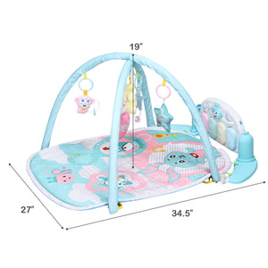 Baby Play Gym Activity Playmat