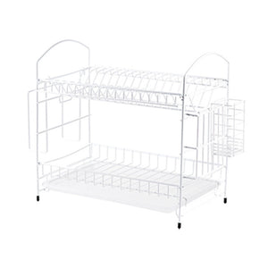 Aluminium Alloy Dish Rack Kitchen Organizer