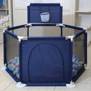 Children Safety Barrier Pool Balls Foldable