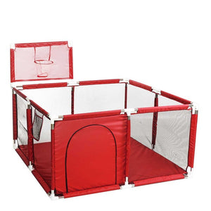 Baby Playpen Portable Plastic Fencing For Children Folding Safety
