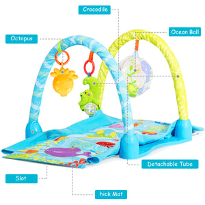 Gym Play Mat Baby Activity Center