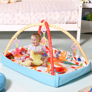 3 In 1 Multifunctional Baby Infant Activity Gym Play Mat