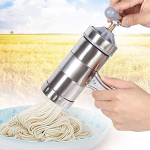 Stainless Steel Manual Noodles Pasta Maker