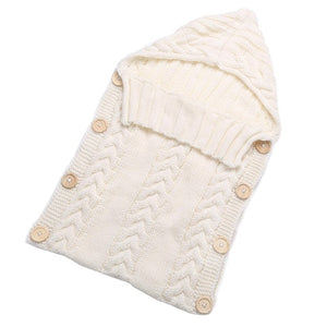 Newborn Toddler Blanket Handmade Infant Babies Sleeping Bag