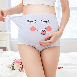 High Waist Belly Support Panties for Pregnant women
