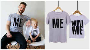 T shirt For Father & Son Matching Outfits