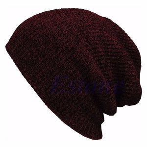 Hip Hop Knitted unisex Winter Warm Hat
