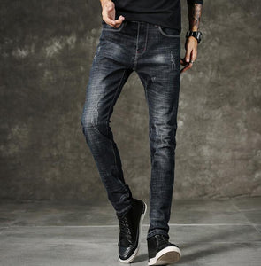 Men Jeans Good Quality Full Length