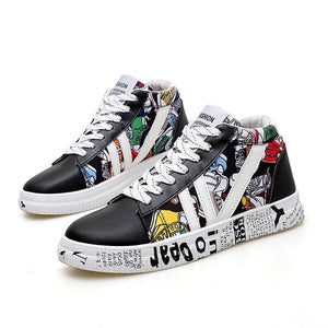 Designer unisex Casual Fashion Canvas Shoes Street Leisure Sneakers