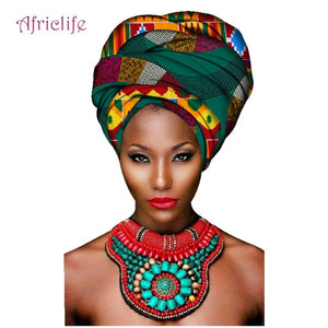 African Headwraps for Women