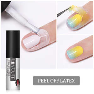 Odor-free Nail Edge Skin Care Cold-resistant Nail Art Gel Varnish Manicure Tool