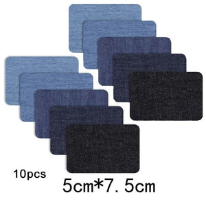 Denim Patches Patches Repair Pants For Jean Clothing