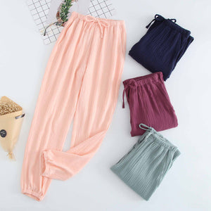 women Sleep Pants Bottoms Pajama Shorts