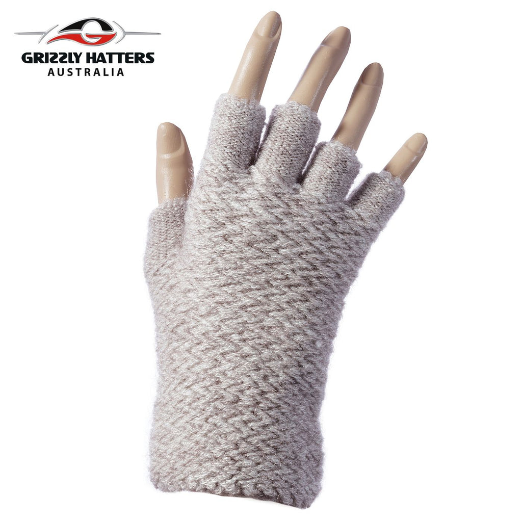 Ladies gloves fingerless