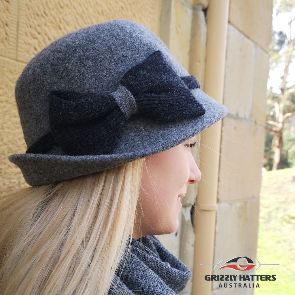 Elegant Wool Hat