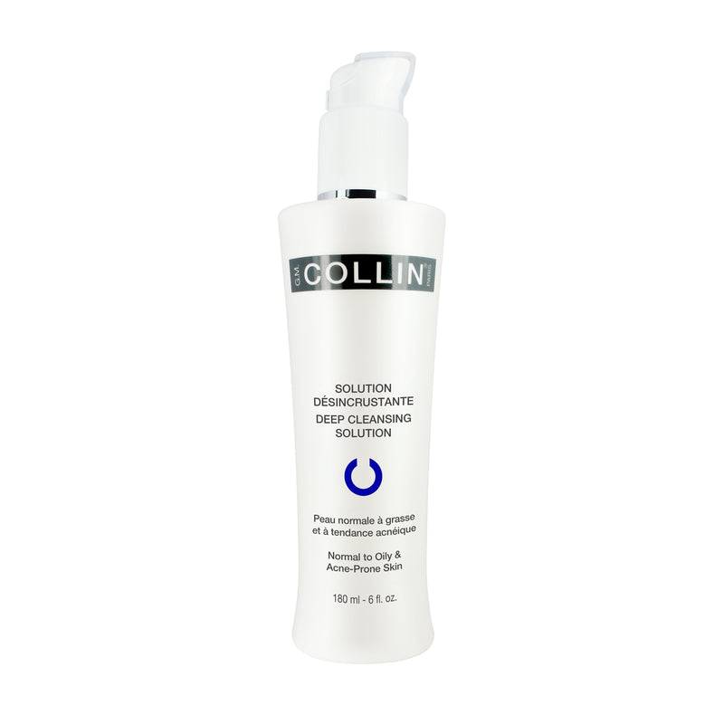 DEEP CLEANSING SOLUTION
