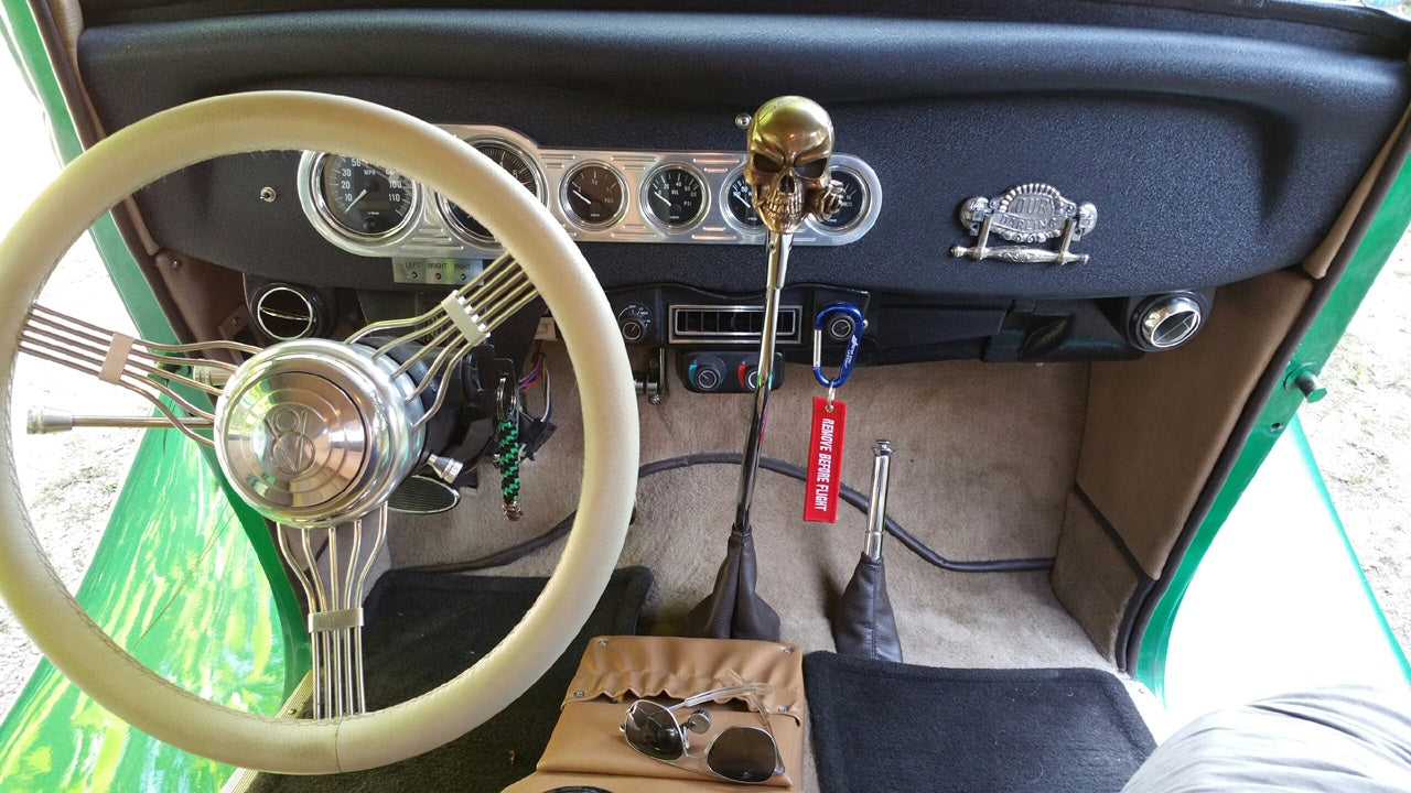 SCHMUCKATELLI CO. SHIFT KNOBS