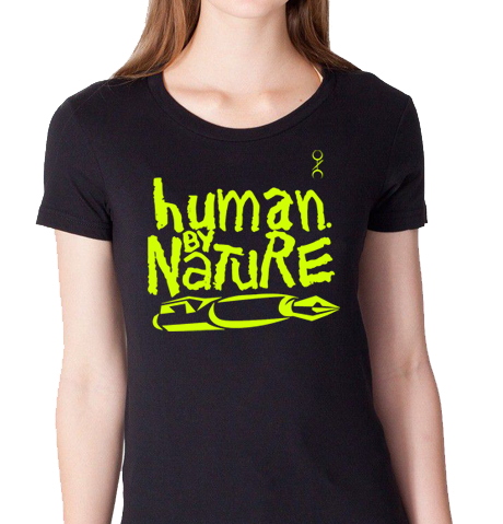 Human. By Nature Ladies (BLK/NEON)