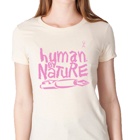 Human. By Nature Ladies (CREME/PINK)