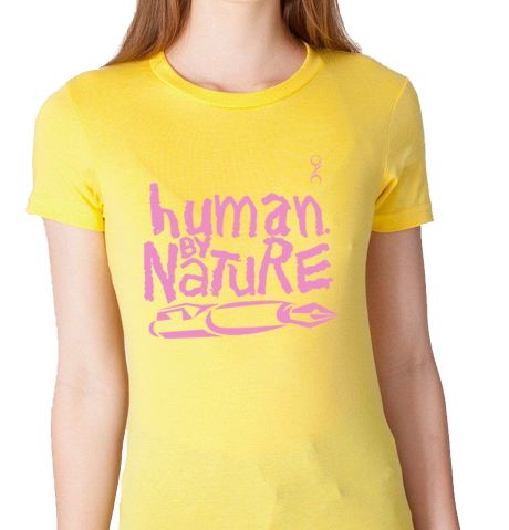 Human. By Nature Ladies (YEL/PINK)