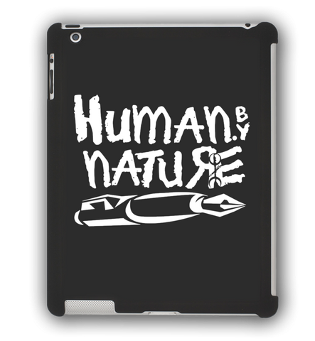 IPAD Cover - Human. By Nature