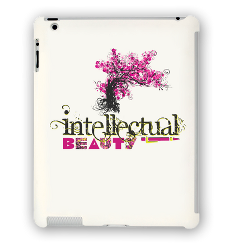 IPAD Cover - Intellectual Beauty