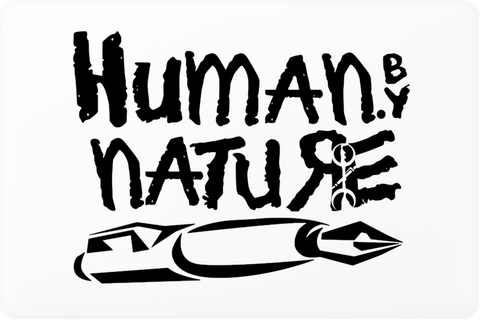 Laptop Skin - Human.By Nature