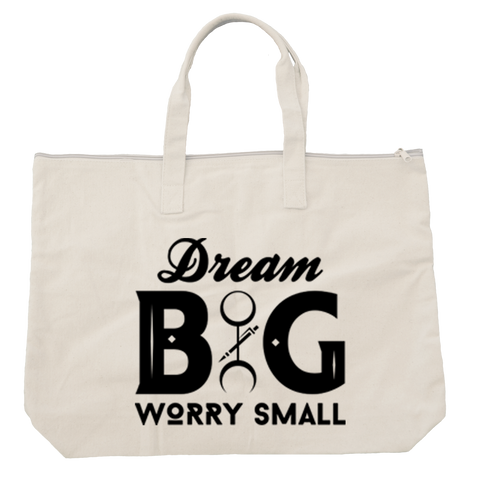 TOTE - DREAM BIG Worry Small