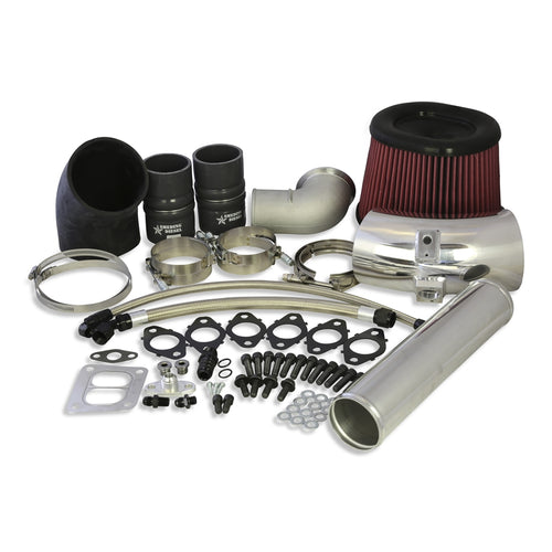 Smeding Diesel S300 Single Kit with Turbo and Manifold for the 03-07 Cummins 5.9L