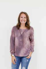 Jesse Top (Small-XL) - Purple