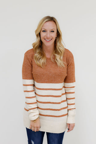 Maple Sweater